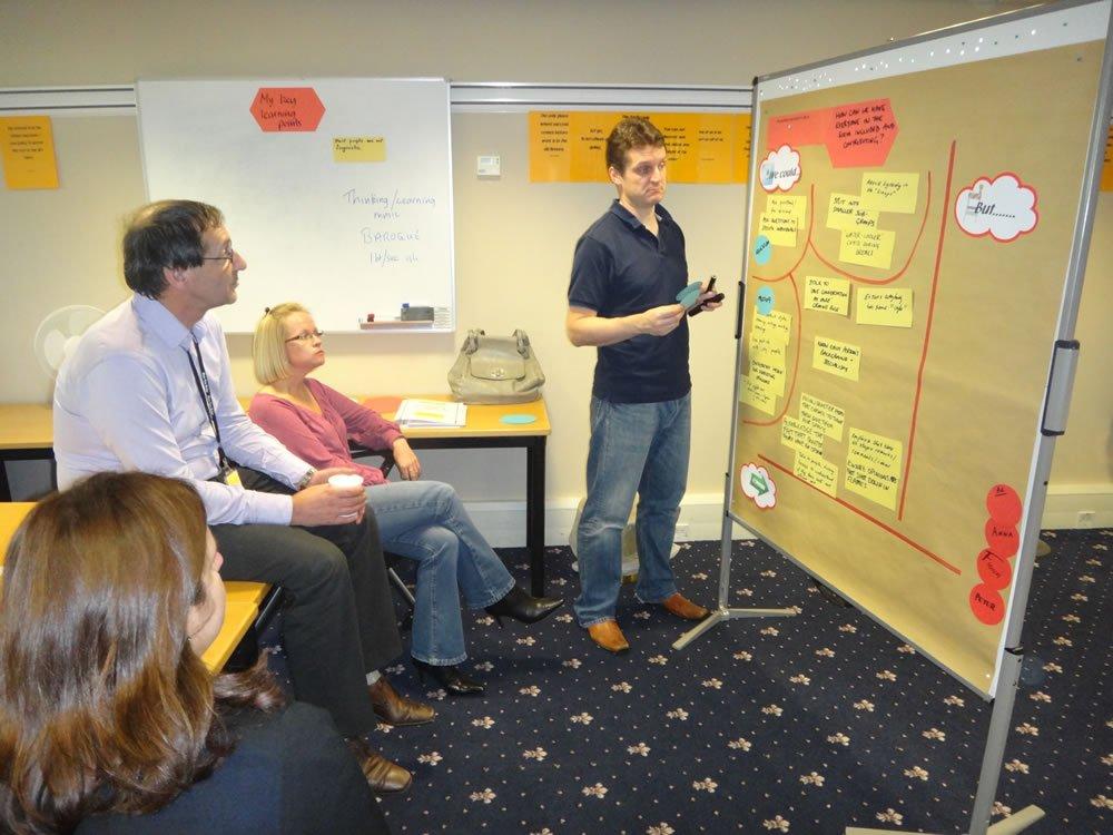 pinpoint facilitation training