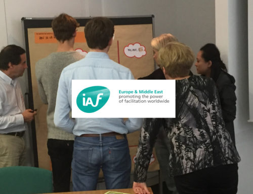 Pinpoint Facilitation at the IAF Birmingham. 18th October 2019